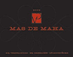 Mas De Maha, 2005, 750 ml (SOLD OUT)