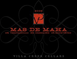 2006 Mas De Maha **SOLD OUT**