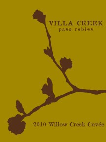 WILLOW CREEK CUVÉE, 2010, $45